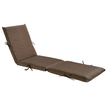 Bossima outdoor chaise lounge cushion for Chaise lounge at walmart