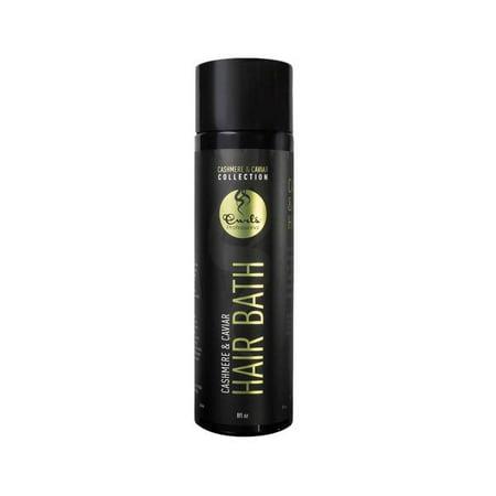 Curls Cashmere+Caviar Hair Bath - Activated Charcoal Shampoo, 8 fl.