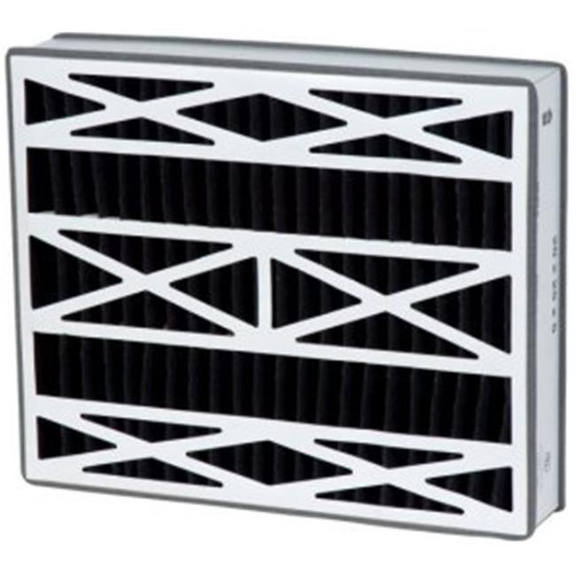 Trion DPFR20X20X5OB Air Bear Aftermarket Carbon Odor Filter,  Pack Of 2