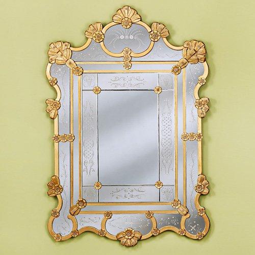 Shaena Venetian Mirror - 40W x 60.5H in.