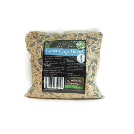 (22032) Eretz Oregon Grown Grass Seed - Cover Crop Blend (1lb)