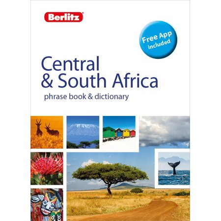 Berlitz Phrase Book & Dictionary Central & South Africa(bilingual