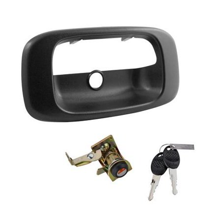 Pilot/Bully LH-003 Tailgate Lock Locks Tailgate Handle; - Bully Tailgate Lock
