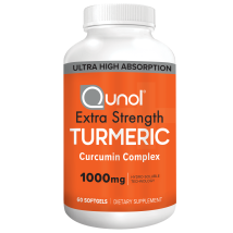 Vitamins & Supplements: Qunol Extra Strength Turmeric