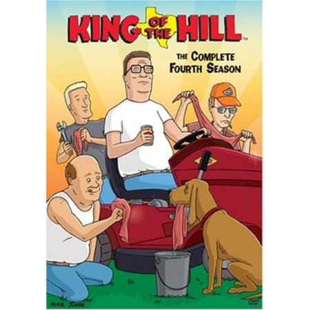 King Of The Hill: The Complete Fourth Season (DVD)](King Of The Hill Halloween)