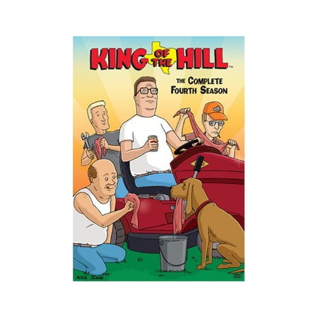 King Of The Hill: The Complete Fourth Season - King Of The Hill Halloween Poop