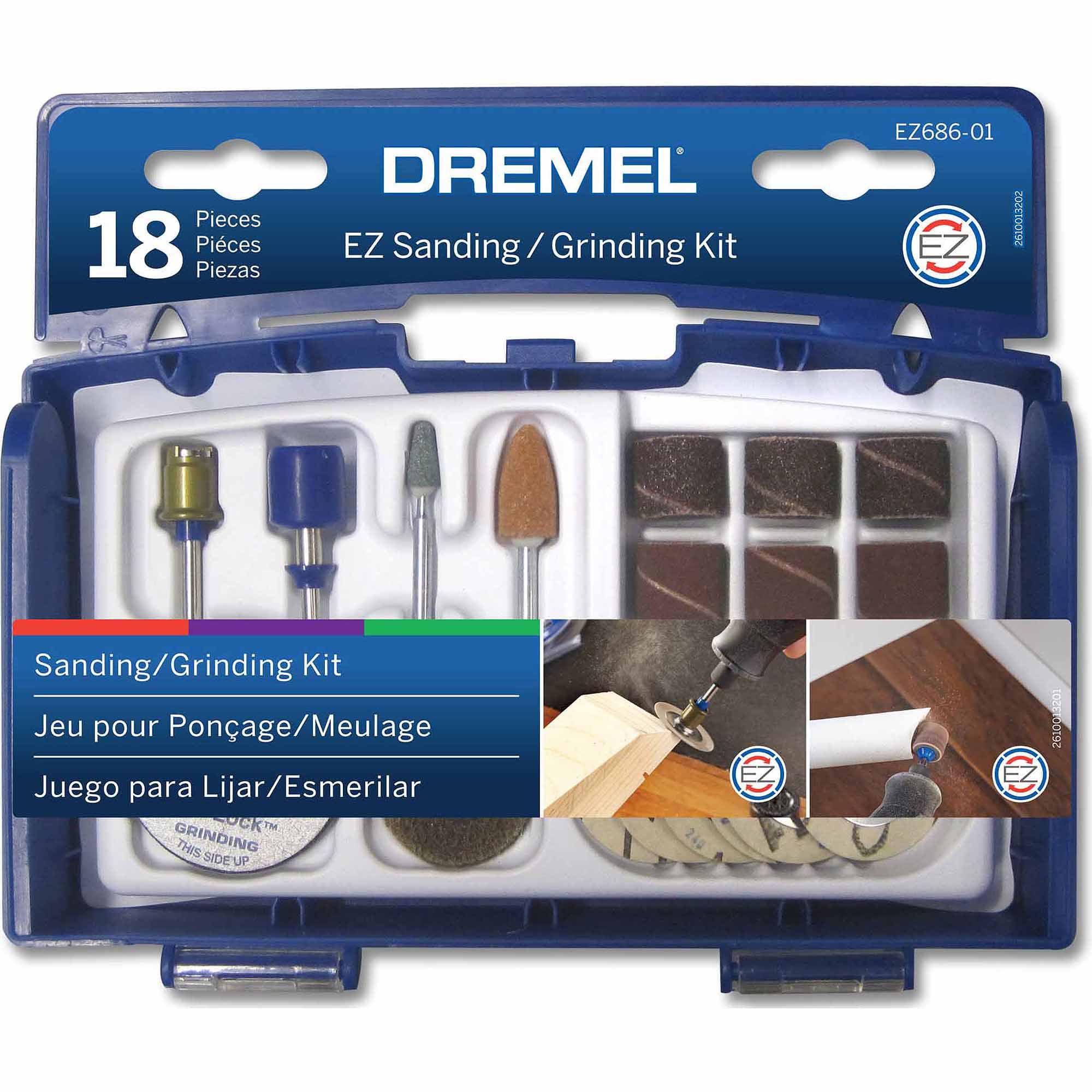 Dremel EZ688-01 EZ Lock Mini Cutting Kit for Metal and Plastic ...