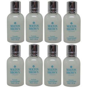 Molton Brown Kumudu Conditioner Lot of 8 each 1.7oz. Total of 13.6oz