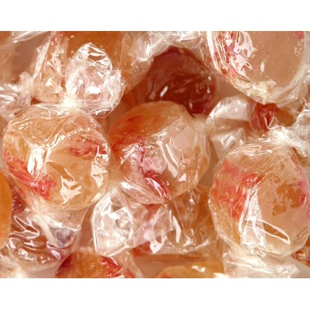 Ginger Cuts Hard Candy (1 LB Ginger Cuts Candy)