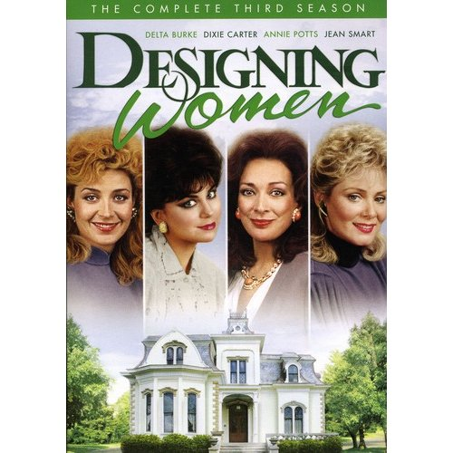 Designing Women: The Complete Third Season  (Full Frame)