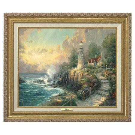 Thomas Kinkade The Light of Peace - Canvas Classic, 16