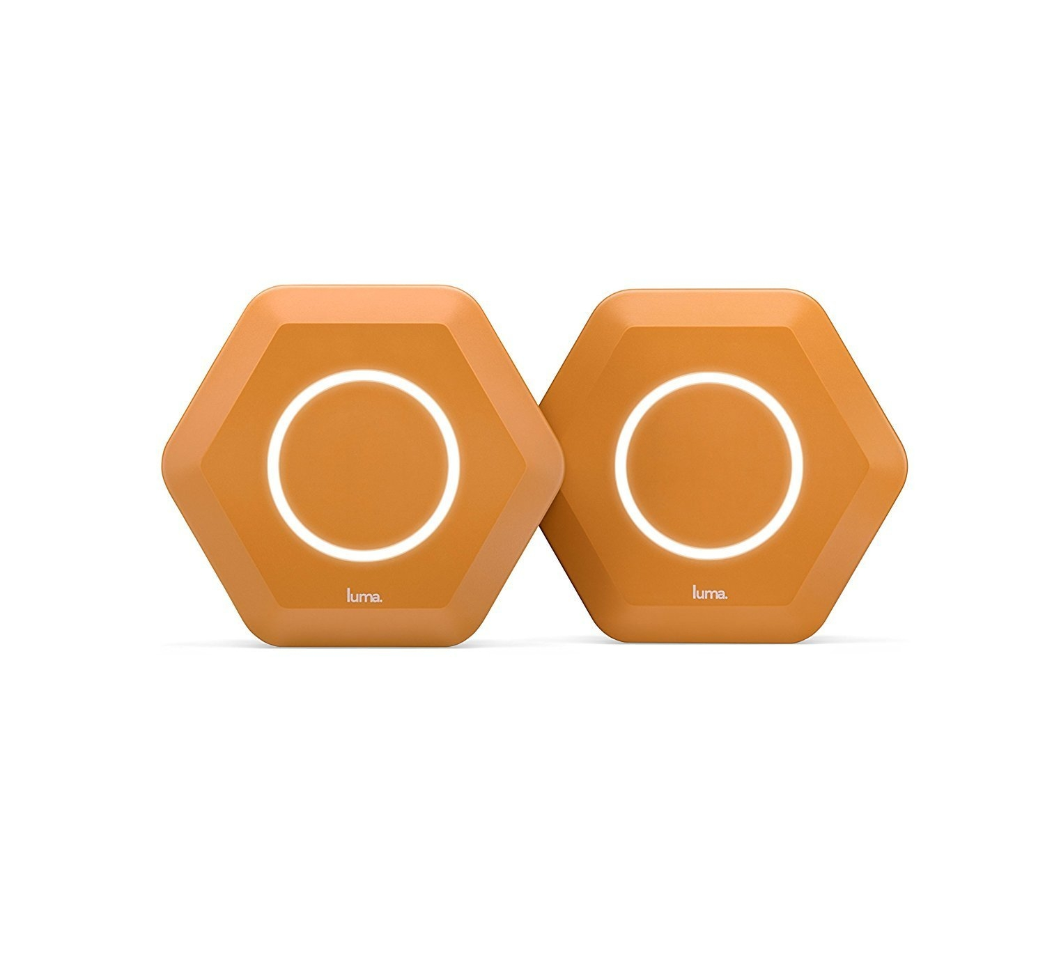 Luma Home WiFi System (Orange 2 Pack) – Replaces WiFi