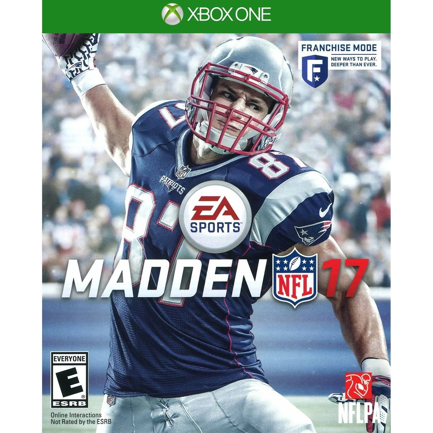 Electronic Arts Madden NFL 17 - Pre-Owned (Xbox One)