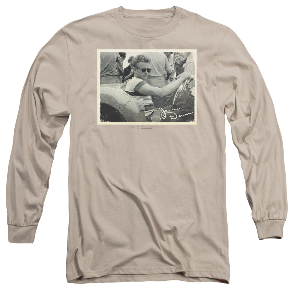Trevco James Dean Icon Movie Actor Race Photo Adult Long ...