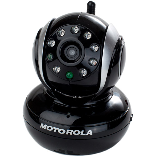 Motorola Blink1 Wi-Fi Video Baby Monitor Camera, BLINK1-BLK