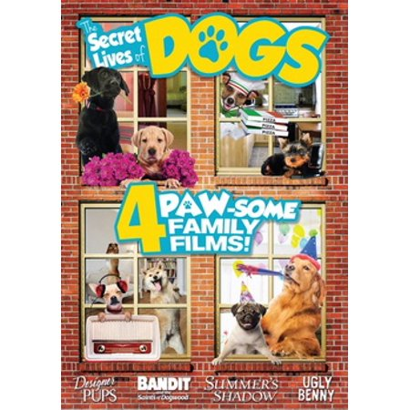 Secret Lives Of Dogs (DVD)