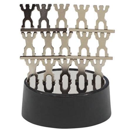 Desktop Magnetic Art Sculpture: People