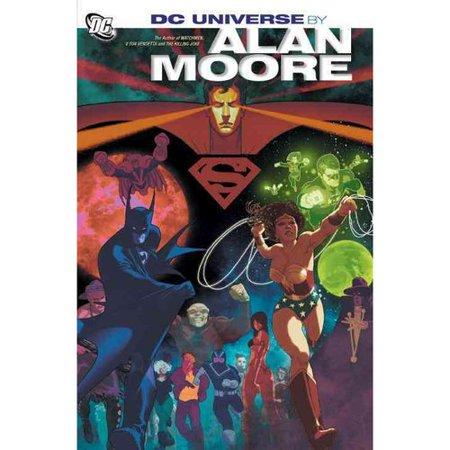 DC Universe By Alan Moore by