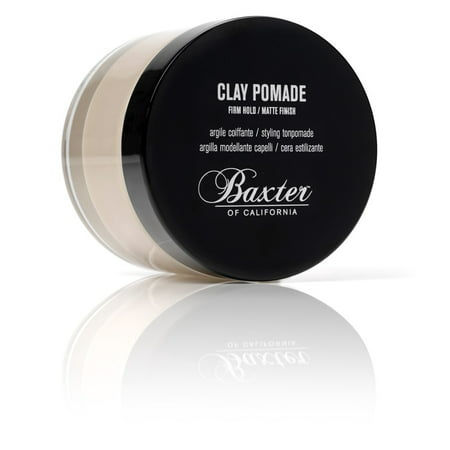 Baxter of California Clay Pomade, 2 Oz