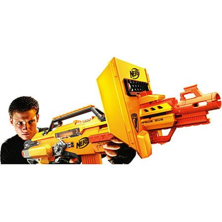Nerf N Strike Stampede Ecs 50 Blaster Walmart Com
