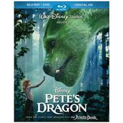 Pete's Dragon (2016) (Blu-ray + DVD + Digital HD)