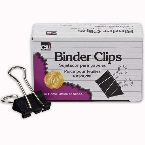 Charles Leonard Binder Clips