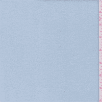 Pale Blue Fleece, Fabric By the Yard