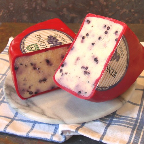Wensleydale with Blueberries (7.5 ounce)