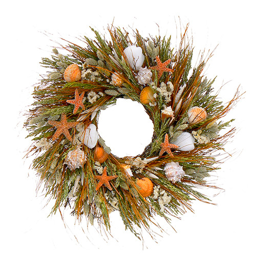 Urban Florals Gilligan's Island Wreath