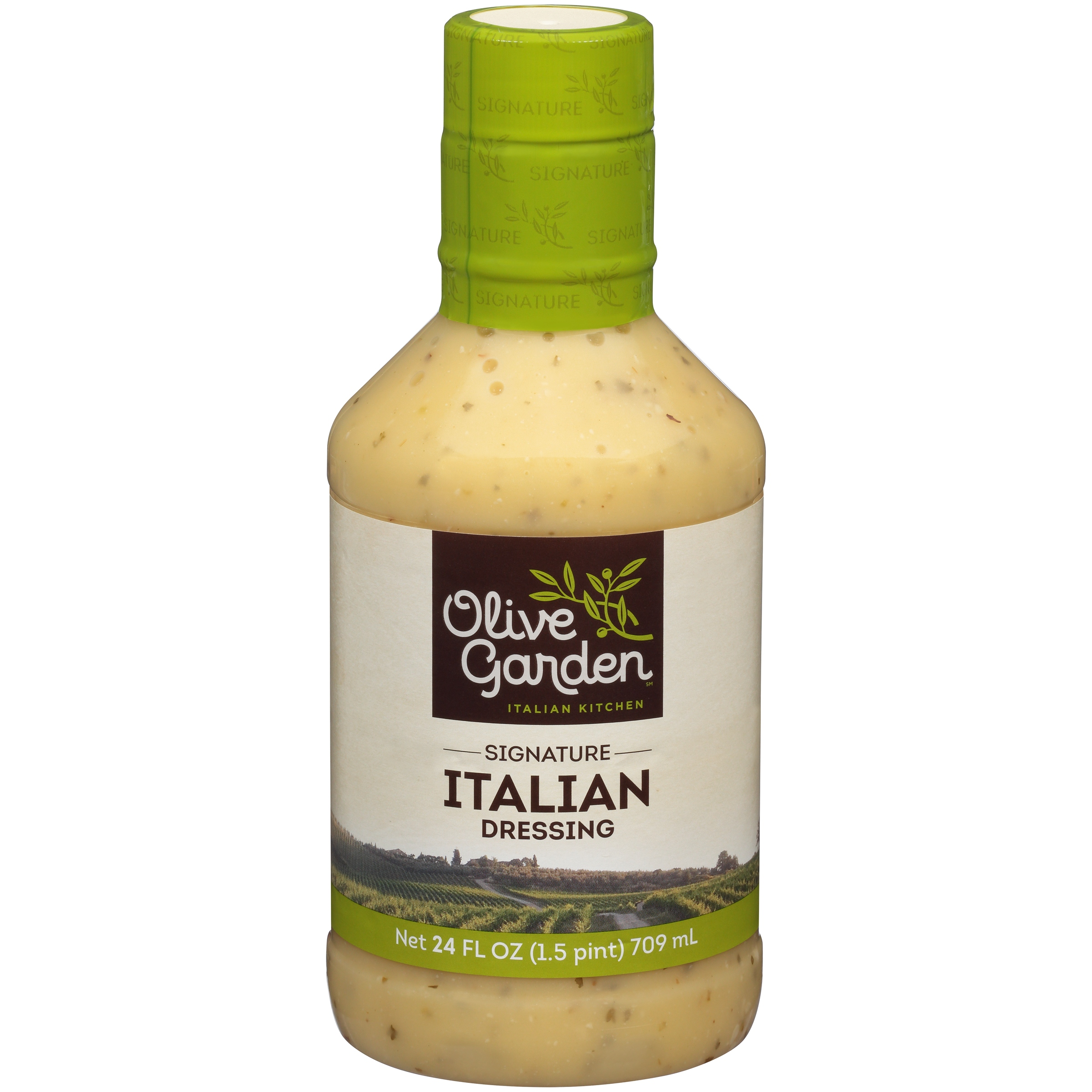 olive garden� signature italian dressing 24 fl oz