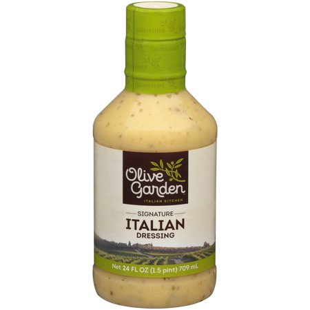 Olive Garden  Signature Italian Dressing 24 Fl  Oz  Plastic Bottle