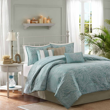 Home Essence Soledad 7-Piece Comforter Set