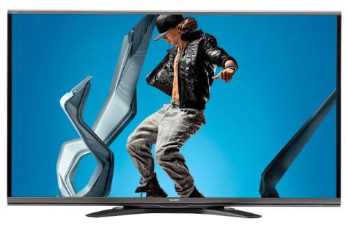 "Sharp Aquos Lc-60sq15u 60"" 3d Ready 1080p Led-lcd Tv 16:9 Hdtv 1080p 240 Hz Atsc 1920 X 1080 Surround Sound 4 X... by Sharp"