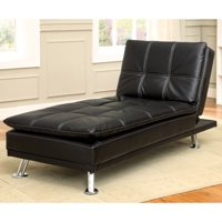 Rufus Contemporary Convertible Chaise, Multiple Colors
