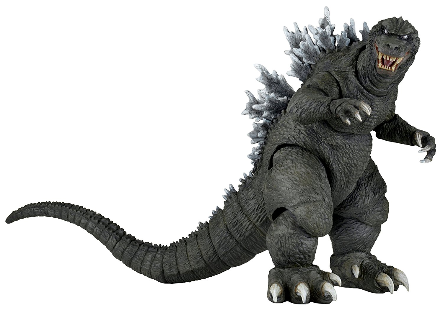 Classic Godzilla 2001 Movie Head to Tail Action Figure, 12\ by