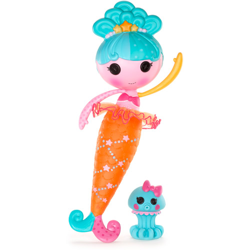 Lalaloopsy Oopsie Large Mermaid Doll, Water Lily