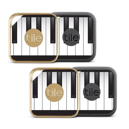 Skin For Tile Pro Sport And Style Smart  Pack Of 4 Skins    Piano Keys  Mightyskins Protective  Durable  And Unique Vinyl Decal Wrap Cover   Easy To Apply  Remove  And Change Styles   Made In The Usa