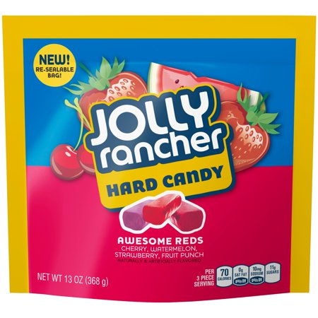 (8 Pack) Jolly Rancher, Awesome Reds Hard Candy, 13 Oz](Jolly Rancher Candy)