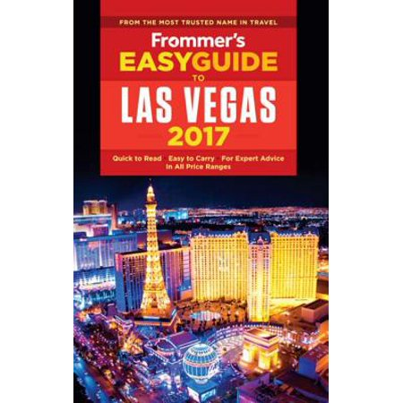 Frommer's EasyGuide to Las Vegas 2017 - eBook](Best Halloween Party Las Vegas 2017)
