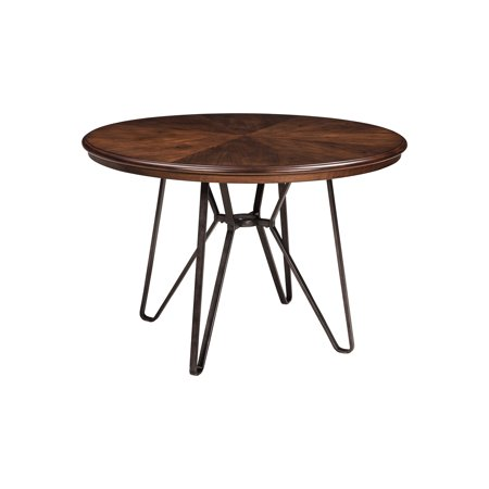 Signature Design by Ashley Centiar Round Dining Table ()