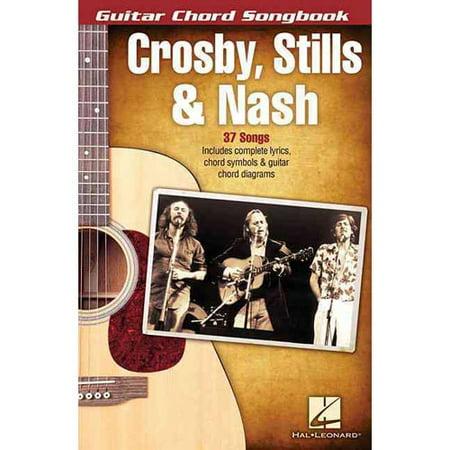 Crosby, Stills & Nash Guitar Chord Songbook - Walmart.com