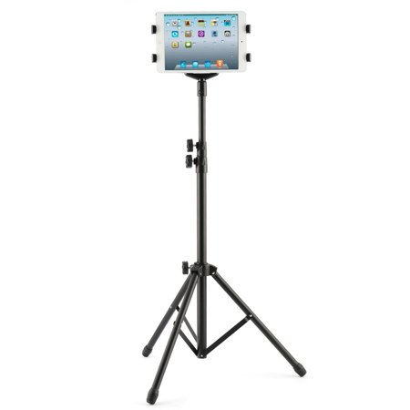 360 Degree Rotating Multi Direction Floor Mount Stand Tripod Holder For 7 10 Inch Ipad 2 3 4 Air Video Chat Games Reading