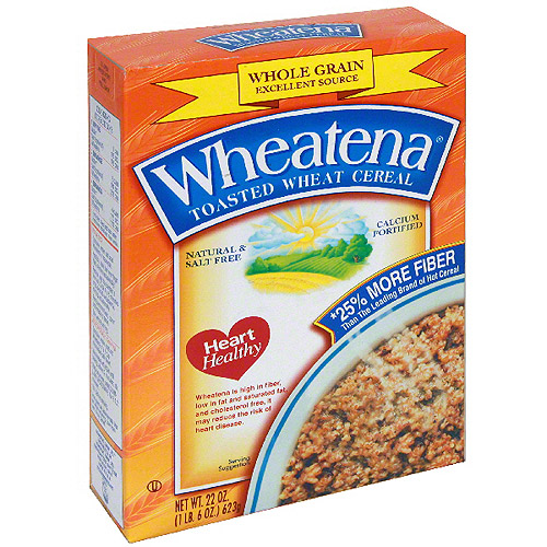Wheatena Toasted Wheat Cereal, 20 oz (Pack of 12)