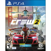 The Crew 2 Day 1 Edition, Ubisoft, PlayStation 4, 887256029074