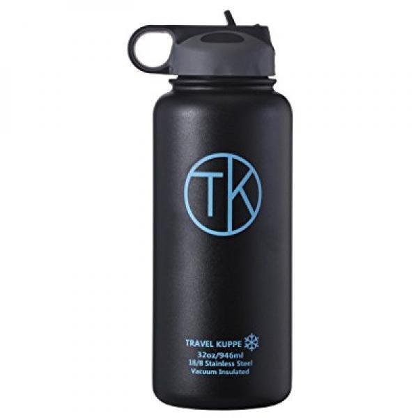 TK Ice (32 oz) Vacuum Insulated Stainless Steel Sports Wa...