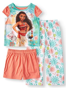 b5b6de8ef Toddler Girls Pajama Sets - Walmart.com