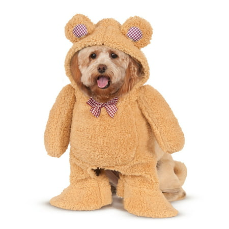 Walking Teddy Bear Pet - Teddy Bear Dog Costume