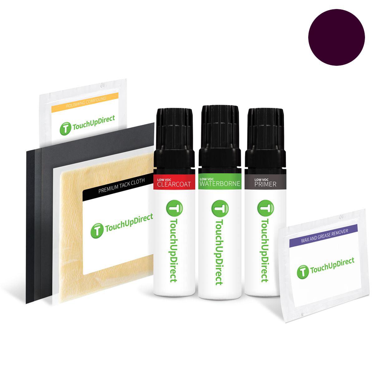 Kia Dark Cherry Metallic Touch Up Paint (IRR)- Package