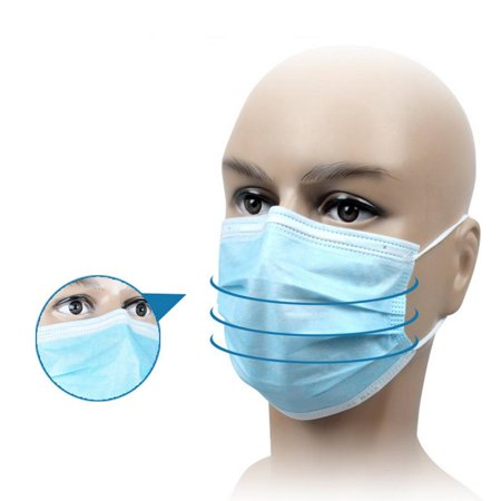disposable face mask breathable