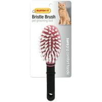 Soft Grip Cat Bristle Brush-